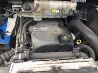 Iveco daily 3.0 hpi 16v engine 2006 model