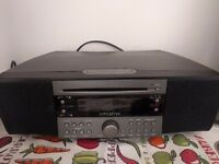Creative Soundworks 745 Stereo Radio CD Aux Speakers