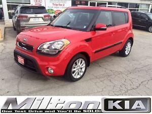 2013 Kia Soul 2U - SHOWROOM CONDITION