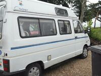 renault diesel camper van