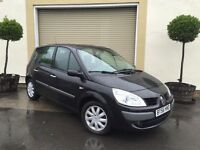 2006 Renault Scenic 1.6 With Full service History !!!