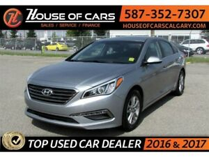 2017 Hyundai Sonata GLS / Back up Camera / Sunroof / Bluetooth