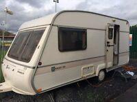 Bailey Magenta SE 2 Berth Caravan (1983)