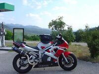 Yamaha R6 1999 - 2001 Breaking - most parts available.