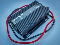 700W Inverter- 240V ac from 11-15V dc Car battery 1400W Peak power