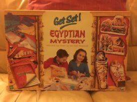 Egyptian Mystery Actvity Set