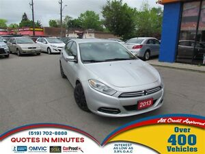 2013 Dodge Dart SE | CLEAN | SPORTY DESIGN AND PERFORMANCE