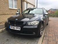 BMW 320d black