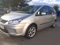 FORD C_MAX 1.8 TDCI ZETEC **83,000 MILES ONLY** 2008