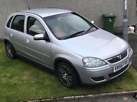 Vauxhall Corsa 1.3 CDTI 2006 £30 per year road tax