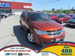 2012 Dodge Journey SXT | ALLOYS | KEYLESS