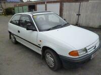 Vauxhall, ASTRA, Hatchback, 1994, Automatic, 1389 (cc), 3 doors