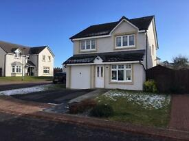 4 bed detached house westhill culloden inverness ****under offer****