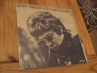 Vinyl - 33rpm Scott Walker Sings Jacques Brel 1969