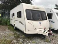 Bailey Senator Vermont 2006 2 Berth Caravan with Mover