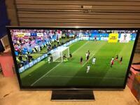 Panasonic 55 inch Smart TV immaculate.