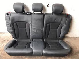 Audi a1 Sline leather interior 2015