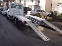 Vauxhall movano 90k recovery truck new full alloy body full s/h