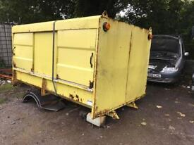 Tipping body solid sides off Iveco daily £650