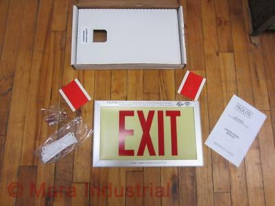 Isolite Ph-d-r-ba-sw Exit Sign Phdrbasw