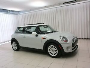2014 MINI 3 Door COOPER TURBO w/ LOADED PACKAGE, DUAL MOONROOF &