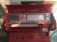 Cricut cake cutting machine and accessories