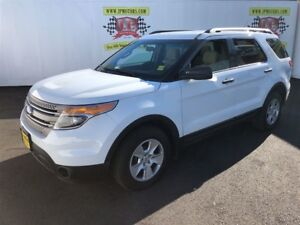 2014 Ford Explorer 4WD, 3rd Row Seating, Dual Climate Control