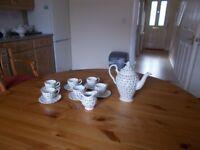 Millie Fleur Coffee Set