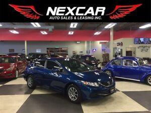 2015 Honda Civic LX AUT0 A/C CRUISE H/SEATS BLUE TOOTH 97K