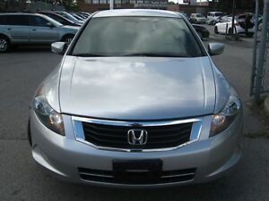 2008 Honda Accord LX,2.4,NO ACCIDENT,safety e/t+24month warranty