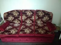 Reversible 4-piece sofas for sale
