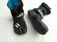 Wet Suit Boots Billabong size uk 7.