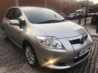 2008 TOYOTA AURIS 2.0 ONLY £2190