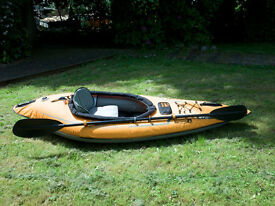 ADVANCED ELEMENTS DRAGONFLY XC INFLATEABLE KAYAK ( 1 PERSON)