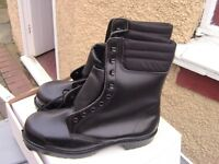 SAFETY STEEL TOE CAP BOOT