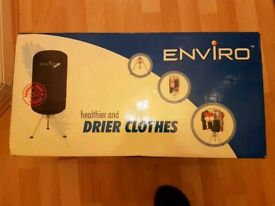 Enviro Brand New Indoor Clothes Drier