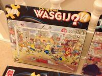 Selection of Wasgij Jigsaws