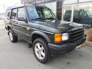 1999 Land Rover Discovery SERIES II V8 AWD - RARE RARE RARE