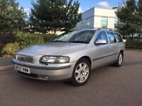 for Sale VOLVO V70 2.4T Petrol automatic 2000 MOTed until May 2019