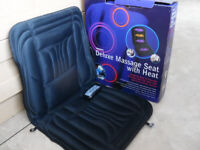 DeLuxe Massage Seat with Heat