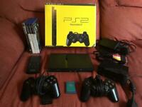 PlayStation 2 Console & accessories (Boxed)