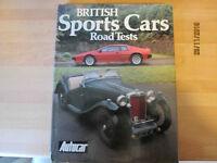 Autocar Road Tests - British Sports Cars