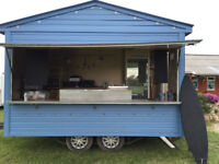 Catering Trailer Unique and Interesting - Business Ready To Go
