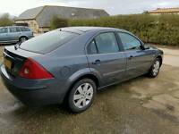 Ford Mondeo Graphite 1.8 12 months M.O.T