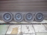 skoda fabia wheels and tyres