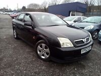 Vauxhall Vectra 2.2 i 16v LS 5dr, 2 FORMER KEEPERS. HPI CLEAR. 1 YEAR MOT. AUTOMATIC. P/X WELCOME