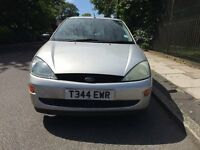 Ford focus LX for sale, low mileage, MOT, drives good, cheap.