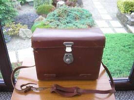 Camera Case Classic Style Hard leather.