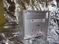 XPC SD30G2 FireWire Socket 775 Intel mini cube pc
