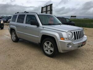 2010 Jeep Patriot Limited Edition Package ***2 Year Warranty Ava